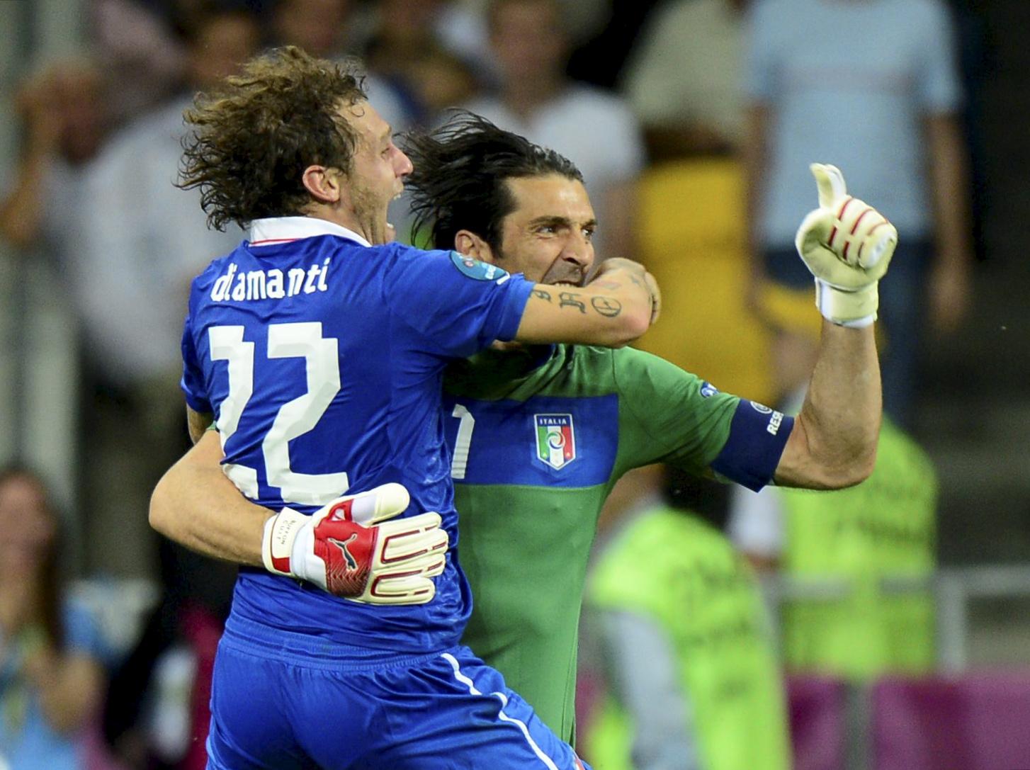 Italien schießt sich mit Elfmetersieg ins EM-Halbfinale