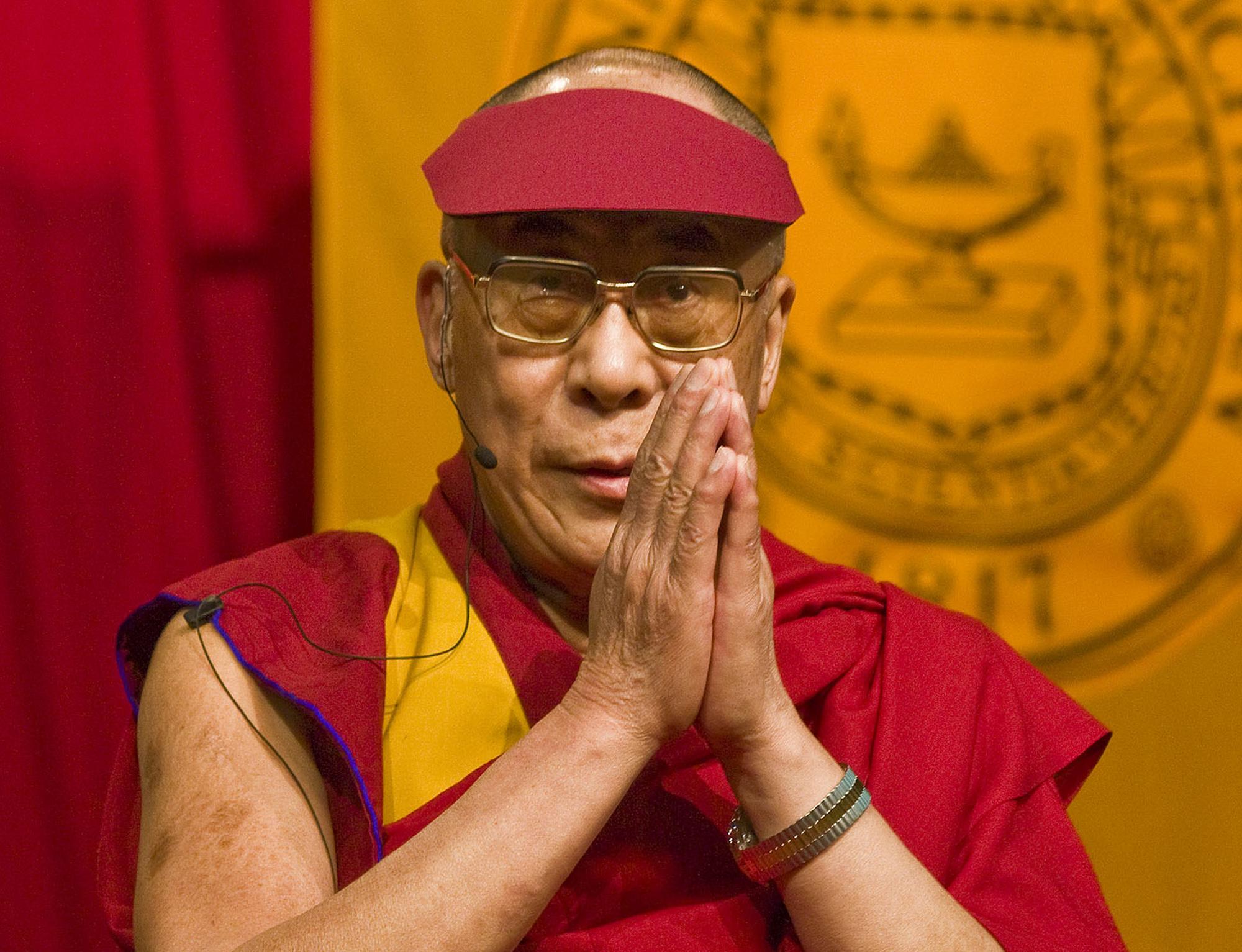 Der Dalai Lama über Falun Gong und die Verfolgung in China