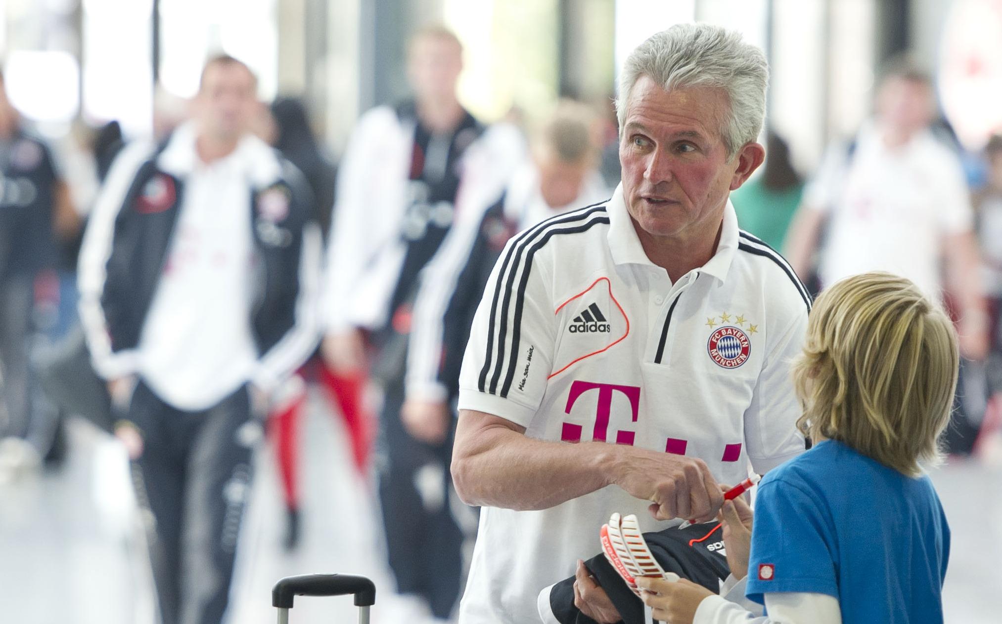 FC Bayern und VfL Wolfsburg zufrieden nach Test in China