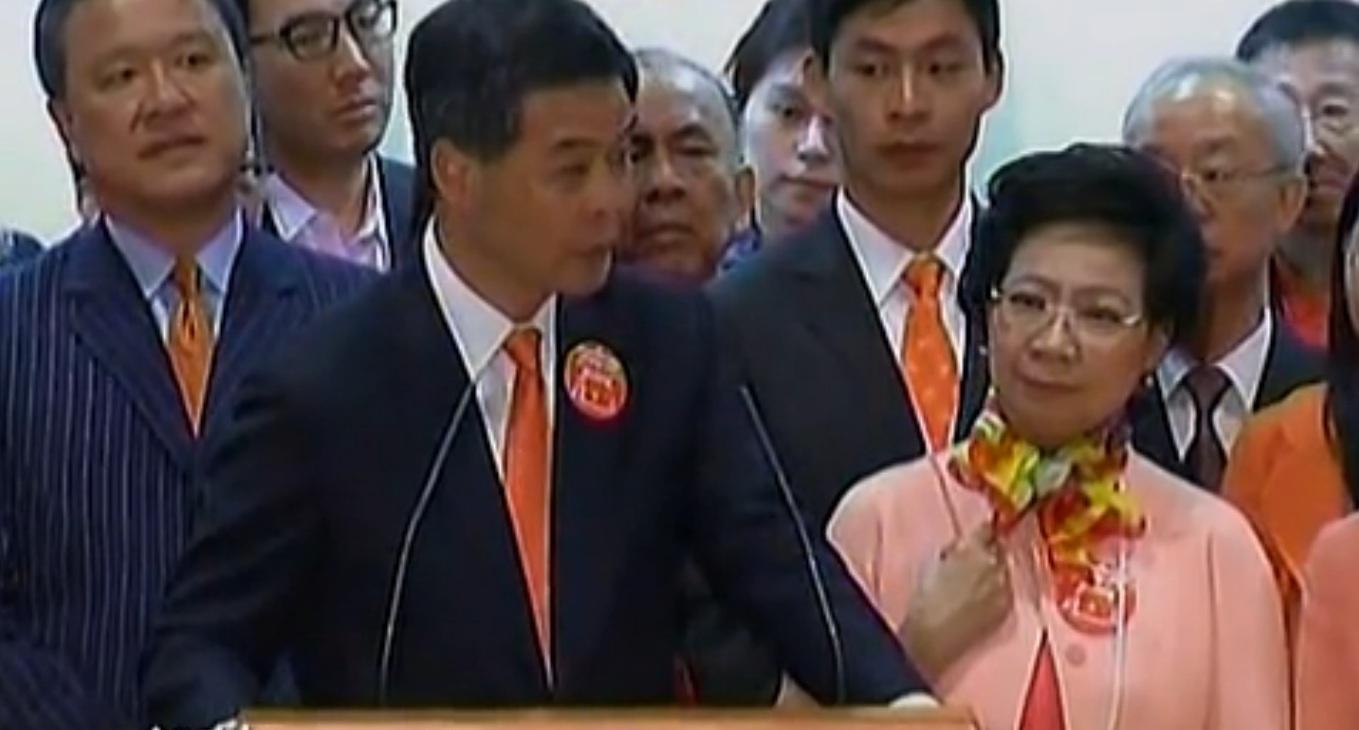 Hongkong: Neuer Regierungschef Leung Chun-ying unter Kritik