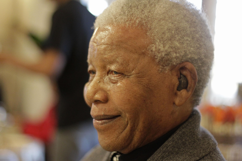 Nelson Mandela ist 94 – Südafrika feiert Mandela Day