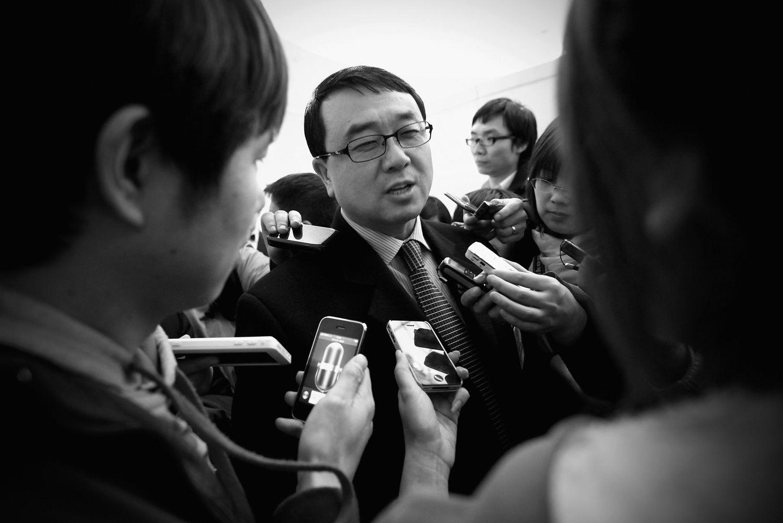 Neue Enthüllungen über Wang Lijun im Internet erschienen