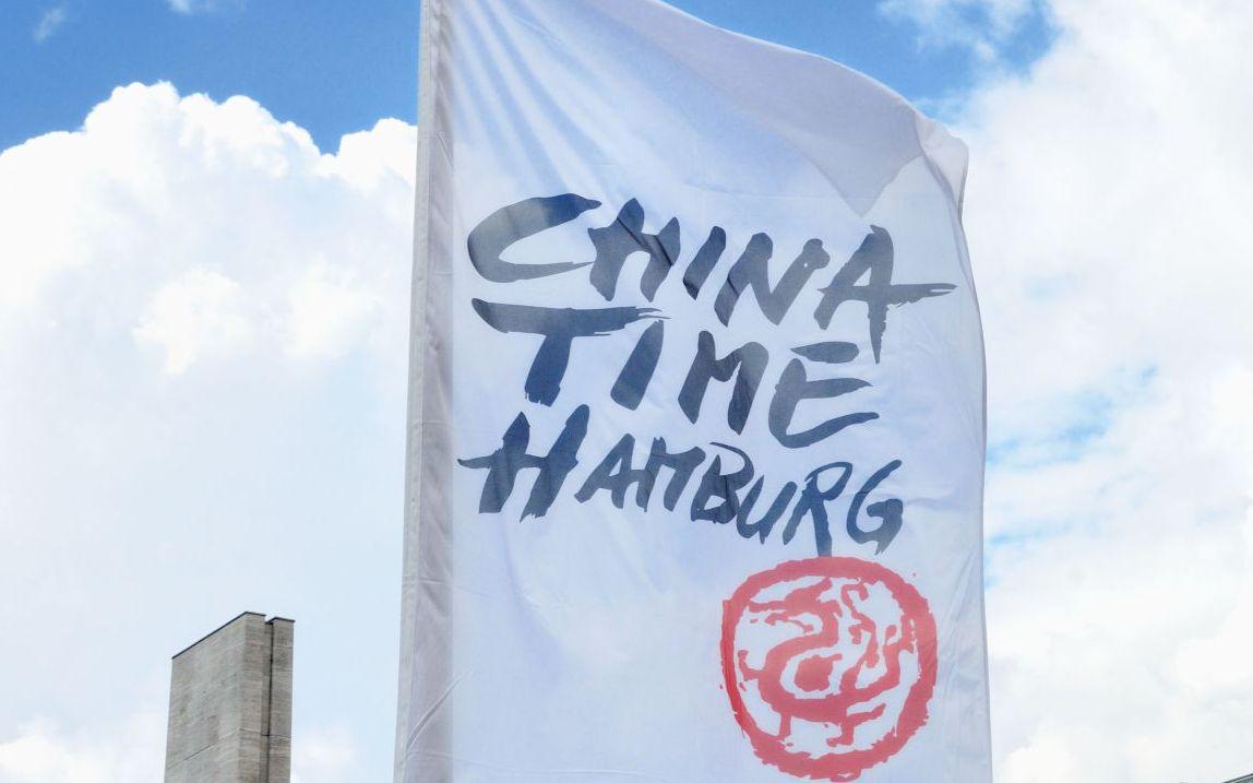 Zensur bei der China Time in Hamburg