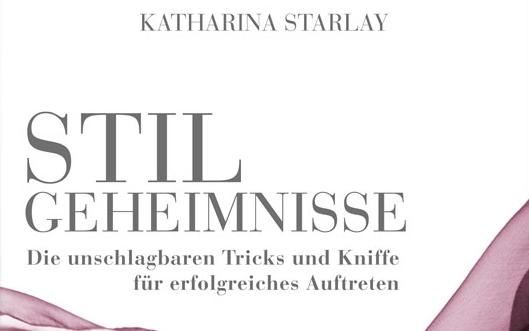 """Modedesignerin Katharina Starlay verrät """"Stilgeheimnisse"""""""