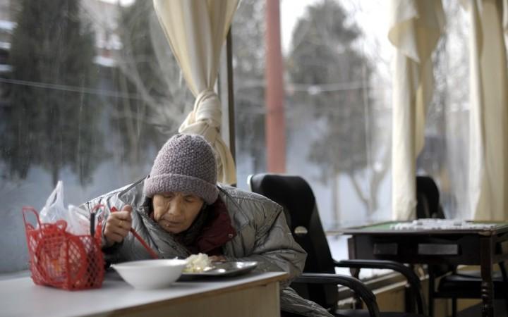 China: Renten sinken unter kritische Grenze