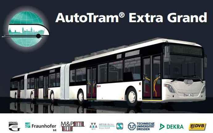 Der längste Bus der Welt auf der IAA Nutzfahrzeuge