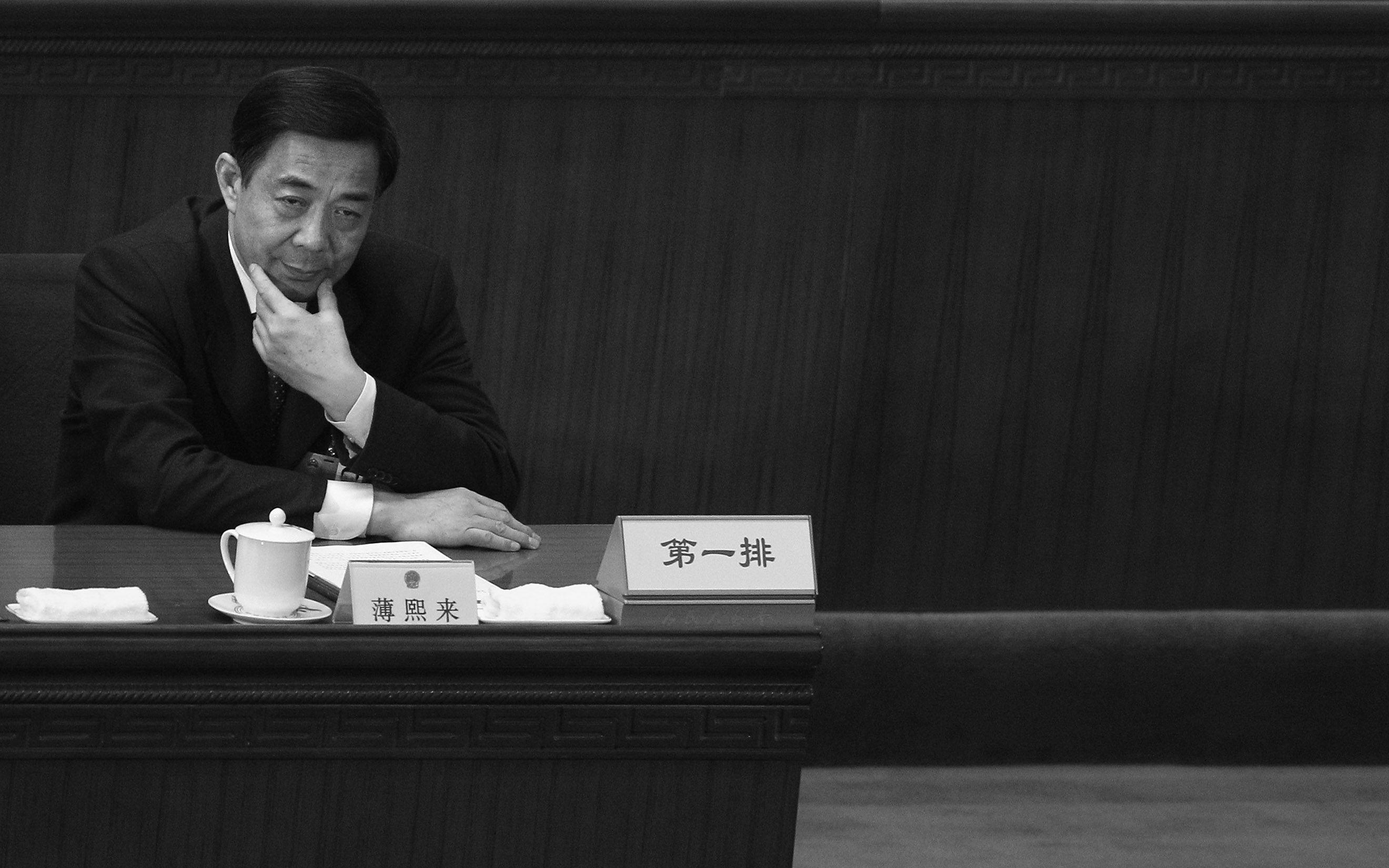 Parteiausschluss für Bo Xilai und Machtwechsel in China am 8. November