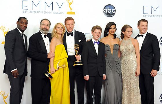 "US-Fernsehserie ""Homeland"" großer Gewinner bei den Emmy Awards"