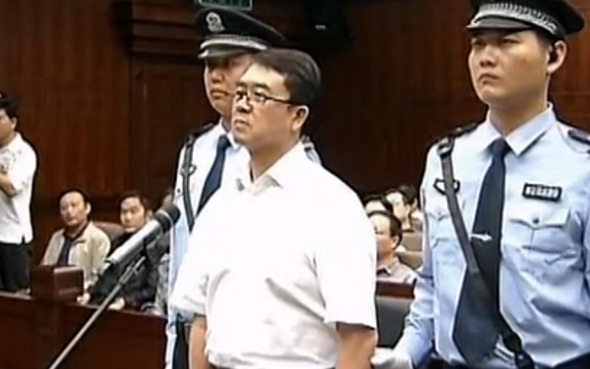 """15 Jahre Haft für """"Super-Bullen"""" Wang Lijun"""