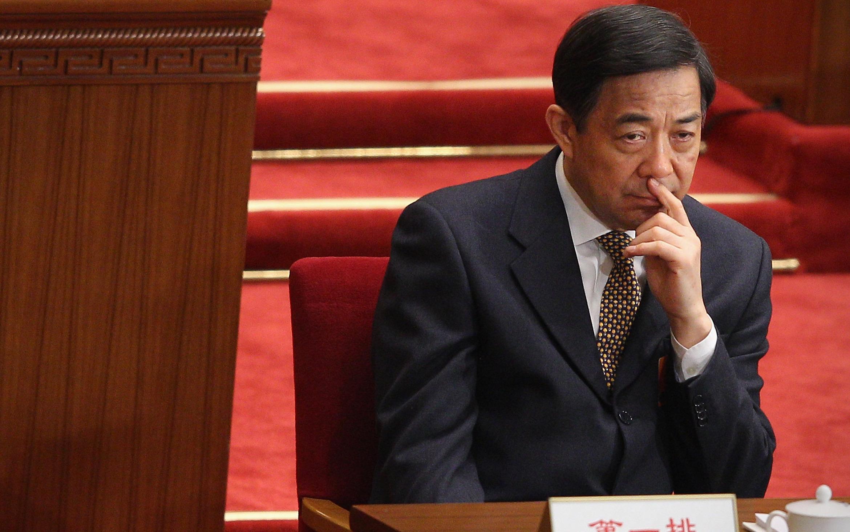 Parteiausschluss für Bo Xilai