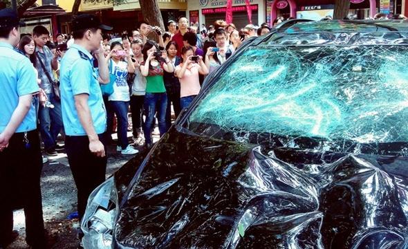 China: Japanische Autohersteller zahlen für Schäden nach Anti-Japan-Demonstrationen