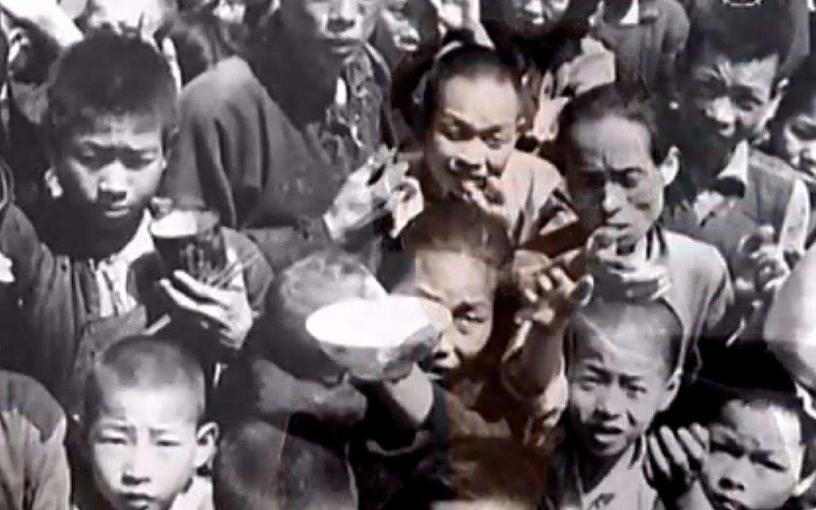 Chinas große Hungersnot im Jahr 1960