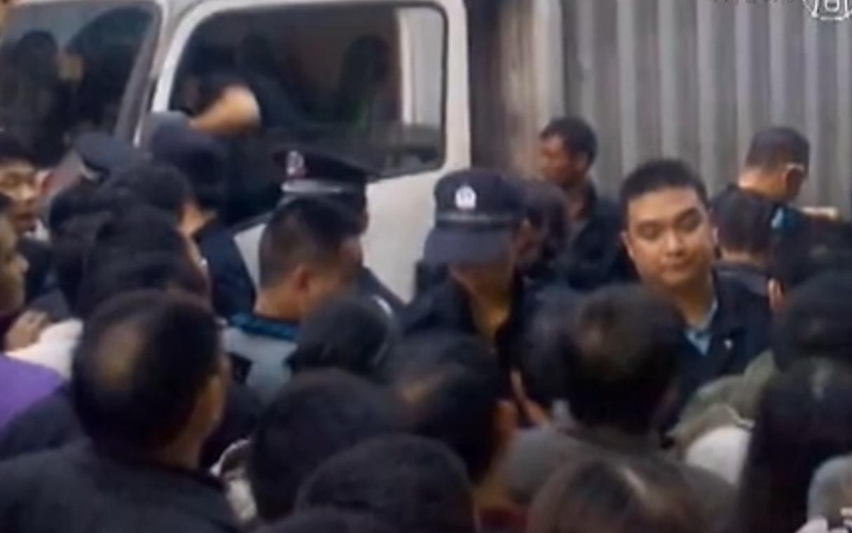China: Falschparken und die Folgen
