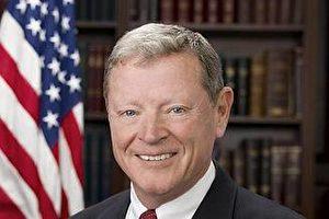 US-Senator James M. Inhofe.