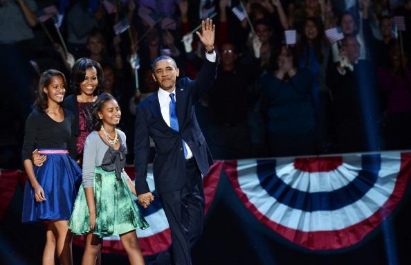 USA: Obama bleibt Präsident