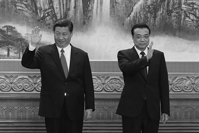 Die neuen Machthaber: Xi Jinping und Li Keqiang.