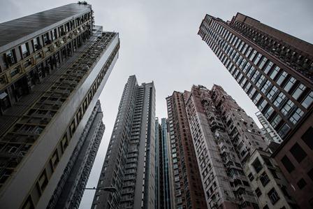 Auch Wolkenkratzer wachsen nicht endlos in den Himmel.   Foto: AFP/Getty Images