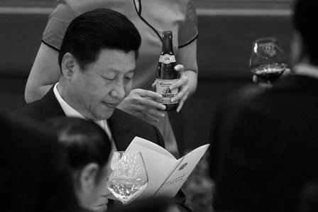 China Parteitag: Xi Jinping, der Mann ohne Gesicht