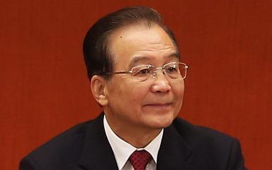 Chinas scheidender Premier Wen Jiabao will nicht, dass man sich an ihn erinnert