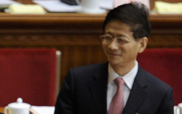 Meng Jianzhu, der neue Leiter der Kommission für Politik und Recht in China (PLAC)   Foto: LIU JIN/AFP/Getty Images