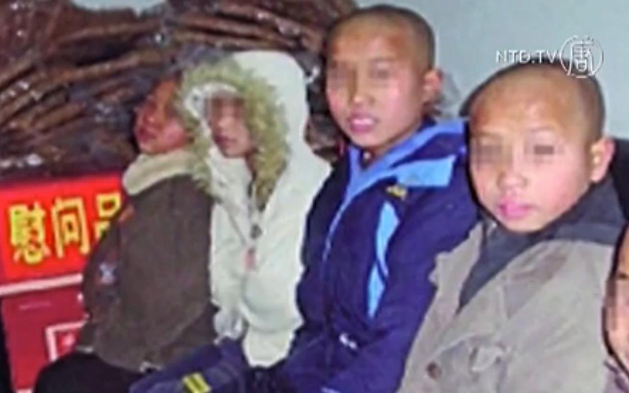 China: Armut fordert Leben von fünf Kindern in Bijie