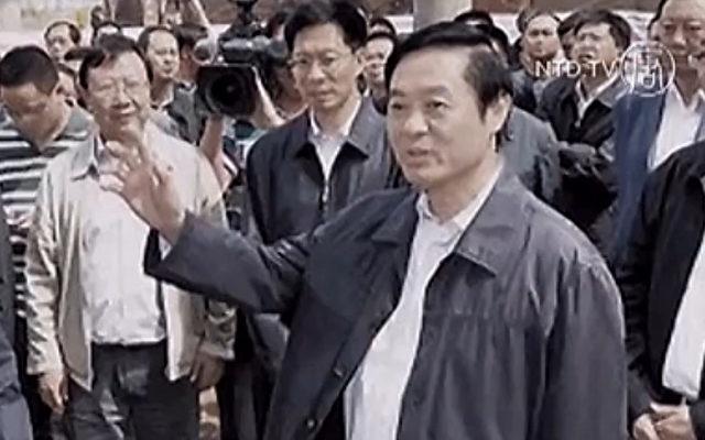 Liu Qibao, der neue Propagandachef der KPCh.