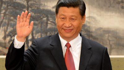 Machtwechsel in China: Xi Jinping ist neuer Führer der Kommunistischen Partei