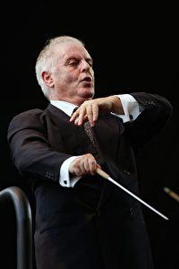 Maestro Daniel Barenboim.