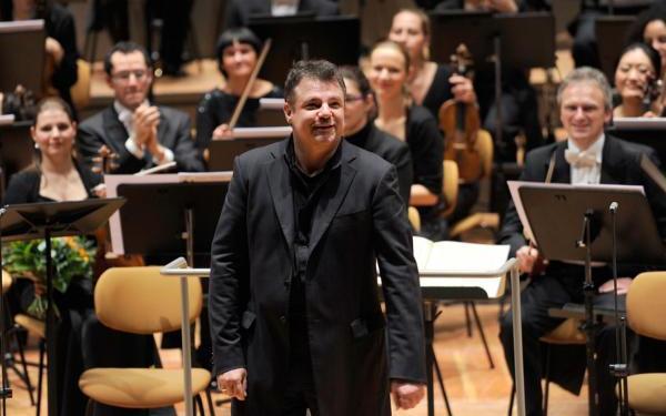 Jochen Schmeckenbecher wurde als Alberich gefeiert. Foto: Kai Bienert