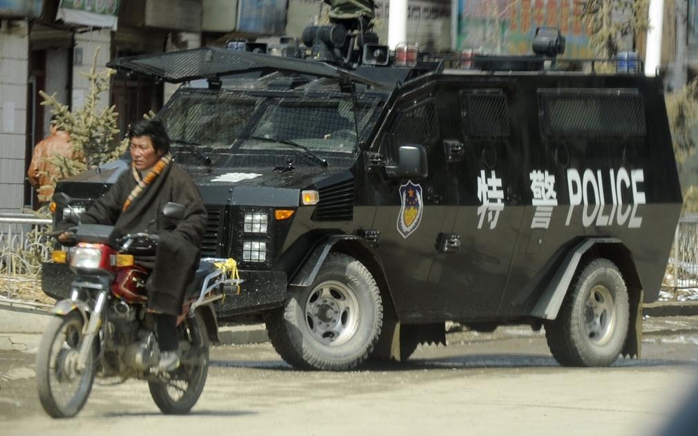 Die Reihe von Selbstverbrennungen in Tibet hält an