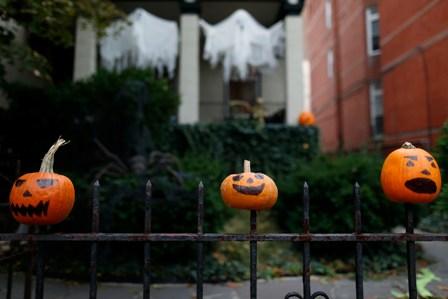 In einer Dekoration für Halloween hat eine Amerikanerin einen Hilferuf aus einem chinesischen Arbeitslager gefunden. Foto: Getty Images