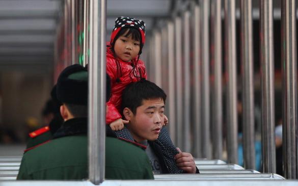 In China werden Frauen gezwungen, zur Verhütung eine Spirale einsetzen zu lassen. Foto: Getty Images