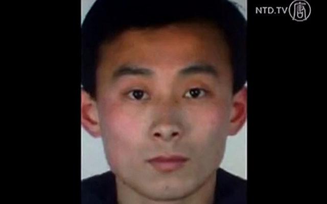 Chen Kegui, Neffe von Bürgerrechtler Chen Guangchen.  Foto: NTD Television