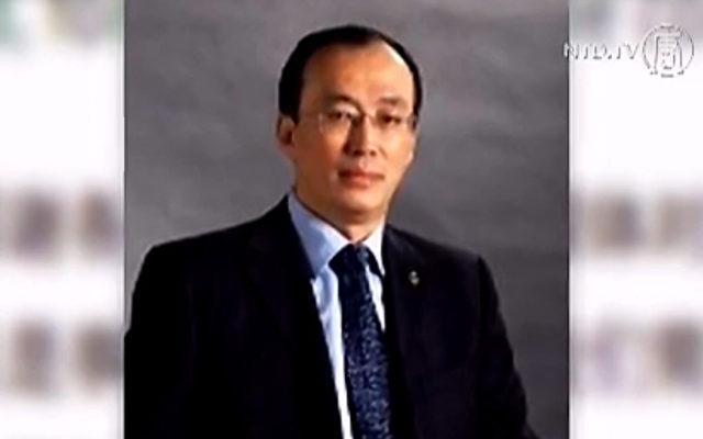 Han Bing, Anwalt der Kanzlei Hanzhuo in Peking.   Foto: NTD Television