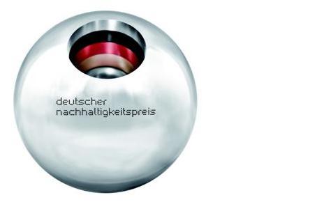"""""""Deutscher Nachhaltigkeitspreis"""". Bild: Stiftung """"Deutscher Nachhaltigkeitspreis e.V."""""""