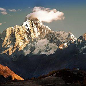 Gipfel (Silbermedaille in der Kategorie Landschaft, Fotograf: Yuan-Kuei Chen aus Taiwan) Foto: Dajiyuan