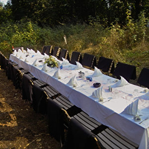 Sommergarten im Hexenhaus   Foto: Mit freundlicher Genehmigung von Edmund Becker