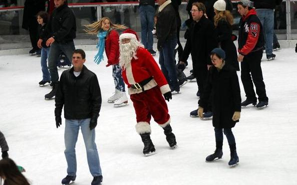 Mit einem aktiven und gesunden Lebensstil hält der Nikolaus sich fit. Foto: Spencer Platt/Getty Images
