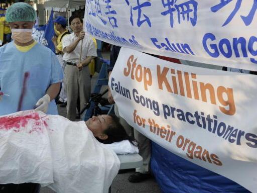 Ärzte ohne Moral machen niemanden gesund. Foto: AFP/Getty Images
