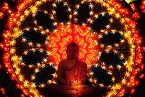 O er ist alles. Buddha. Foto: Lakruwan Wanniarachchi/AFP/GettyImages