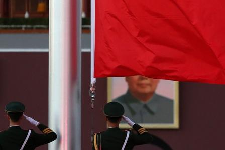 Staatliche Medien in China löschen Berichte über die Abschaffung der Arbeitslager