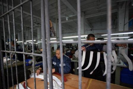 Arbeitslager werden erstmals öffentlich in China diskutiert.        Foto: China Photos/Getty Images