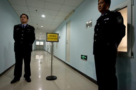 Das System der Arbeitslager steht im Widerspruch zur chinesischen Verfassung. Foto: ED JONES/ AFP/Getty Images
