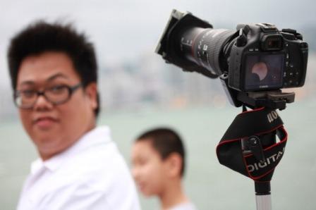 Chinesische Beamte laufen Gefahr, zu jeder Zeit und an jedem Ort abgehört zu werden.   Foto: AFP/Getty Images