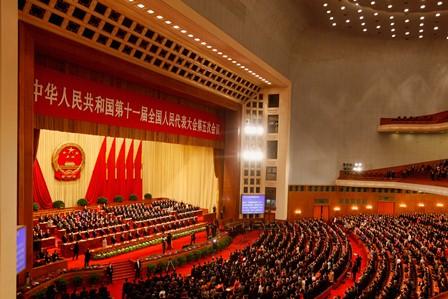 Wird China von Ausländern regiert?
