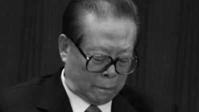 China: Früherer Parteichef Jiang Zemin verliert an Einfluss