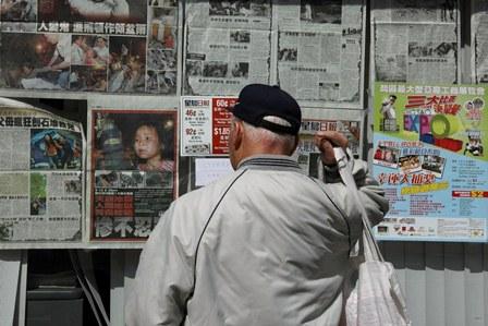 Immer mehr und immer härtere Kritik an der Politik in China taucht in den Medien auf. Foto: Justin Sullivan / Getty Images
