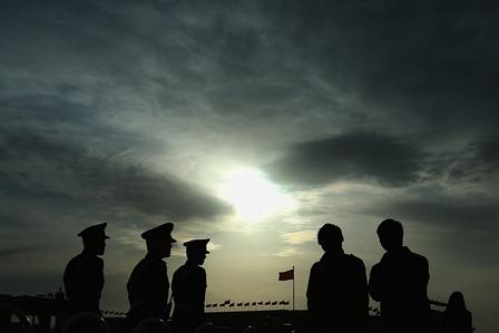 Das Komitee für Politik und Recht steht unter großem Druck. Foto: Feng Li/Getty Images