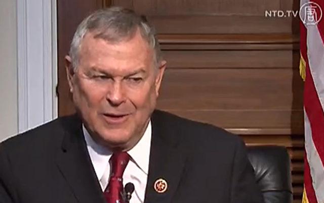 Dana Rohrabacher, US-Kongressabgeordneter, (R-CA)   Foto: NTD Television