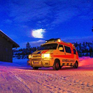 Für alle Fälle gerüstet im Ice-Force-Trainingscamp.  Foto: Andreas Burkert drive&style
